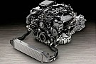 New Mercedes 4-Cylinder Diesel Engine