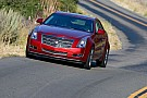 Cadillac CTS Earns IIHS Safety Award