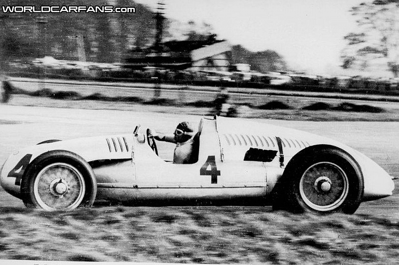 1939 Auto Union Type D Race Car at Christie's