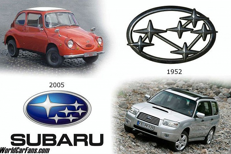 Subaru's Six-Star Badge