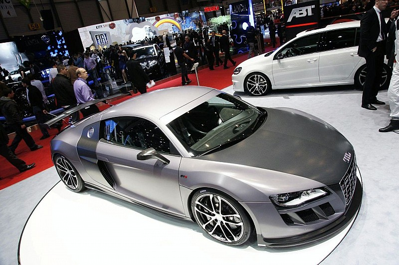 Abt R8 GTR Revealed Prior to Geneva Debut