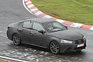 2012 Lexus GS prototype spied for the first time