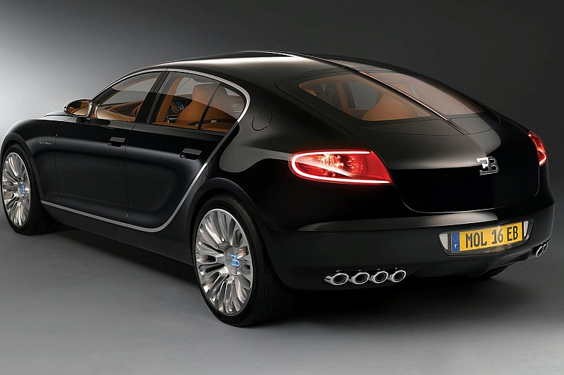 Bugatti Galibier confirmed for production