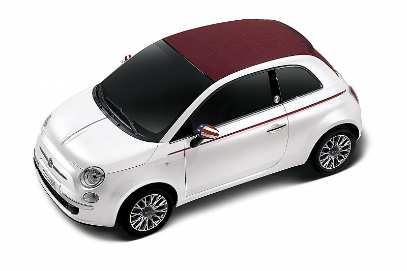 Fiat 500 Nation edition announced