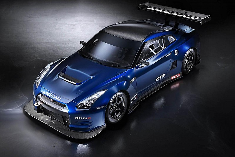 Nissan GT-R NISMO GT3 revealed