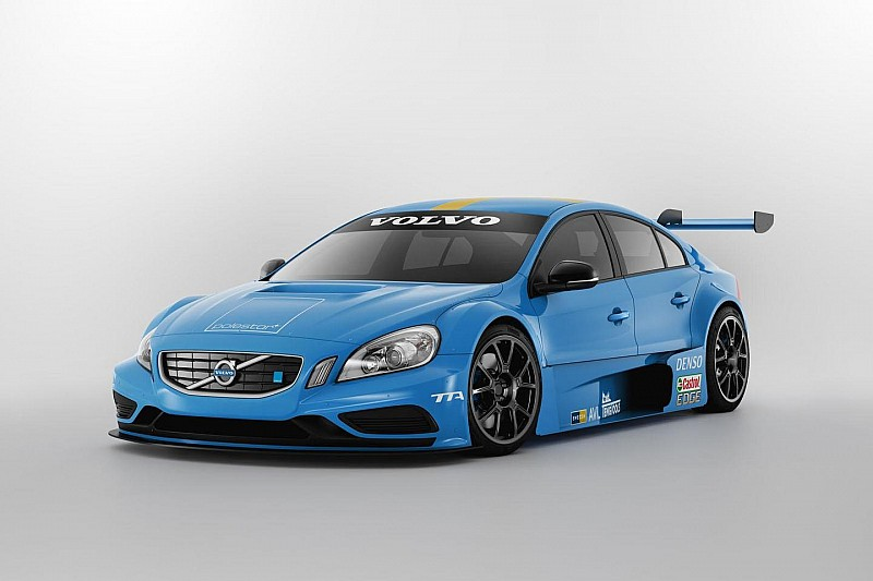 Volvo Polestar S60 touring car CGI promo [video]