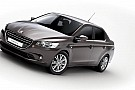 Peugeot 301 compact sedan officially previewed