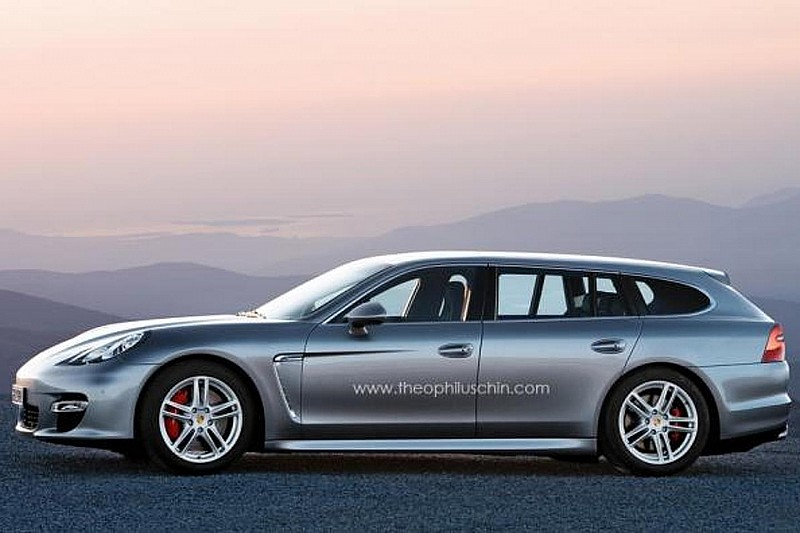 Porsche Panamera wagon concept confirmed for Paris Motor Show