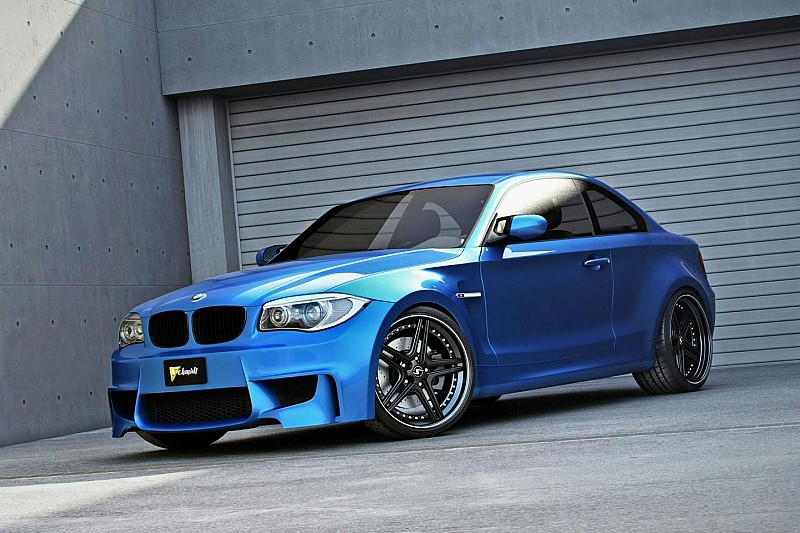 BMW 1-Series M Coupe tuned by Best Cars and Bikes