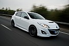 2013 Mazda3 MPS priced from 23,995 pounds (UK)