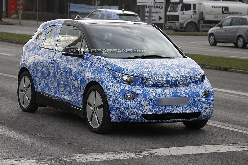BMW i3 with range-extending engine specs announced