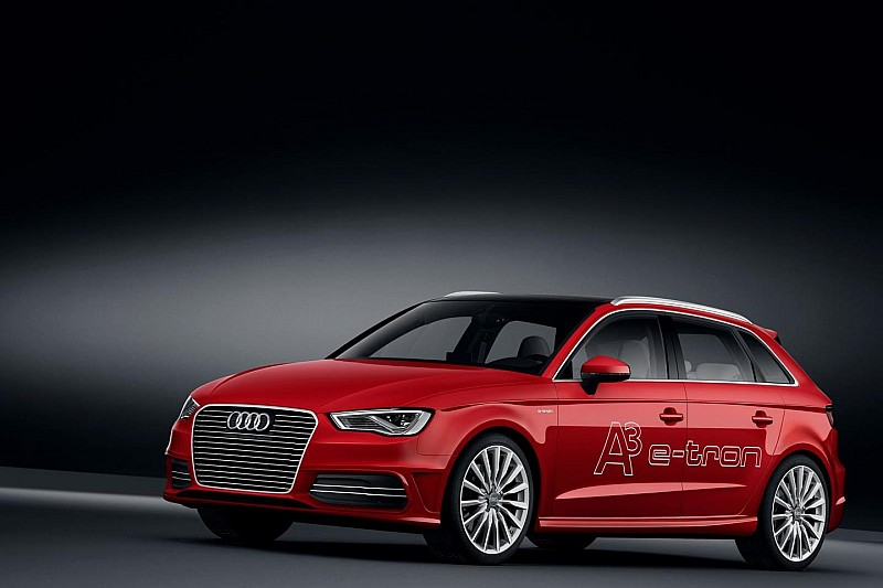 Audi A3 e-tron plug-in hybrid revealed ahead of Geneva Motor Show