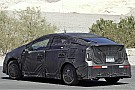 2015 Toyota Prius spied undergoing hot weather testing