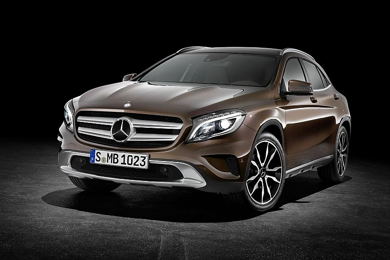 2014 Mercedes-Benz GLA officially revealed [videos added]
