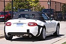 2015 Mazda MX-5 / Alfa Romeo Spider mule spied for the first time