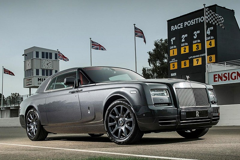 Rolls-Royce Phantom Bespoke Chicane Coupe introduced