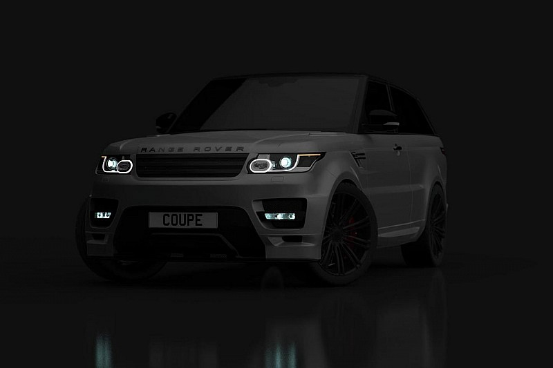 Range Rover Sport loses rear doors courtesy of Bulgari Design
