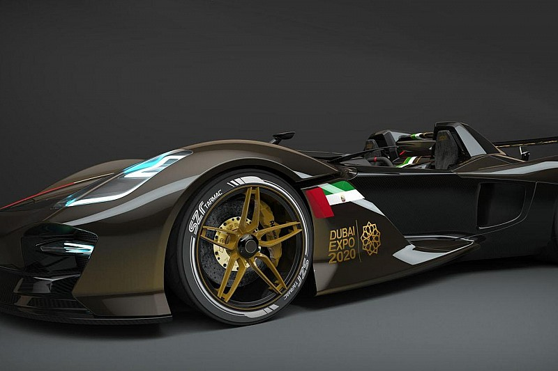 Dubai Roadster set to tackle the BAC Mono & KTM X-Bow