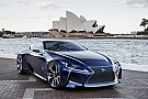 Lexus to resurrect SC nameplate in 2017 with a production version of LF-LC concept - report
