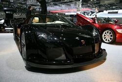 Black Gumpert Apollo at Geneva Motor Show