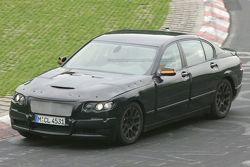 BMW M7 Spy Photo