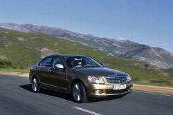New 2008 Mercedes C-Class Revealed