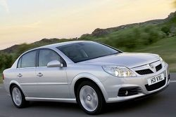 New Opel Vectra - UK
