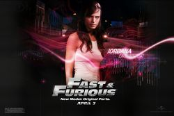 Fast & Furious 4 Wallpaper