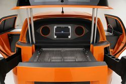 Scion Kogi xD Mobile Kitchen by MV Designs - SEMA 2009