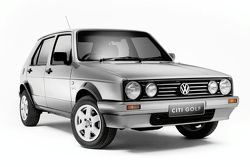 VW Citi Golf Mk1 Limited Edition