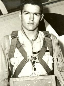 Bob Lutz Early Marine Aviator Photo