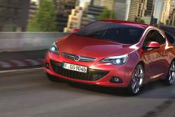 Opel / Vauxhall Astra GTC first photos 26.04.2011