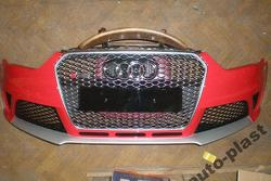 Alleged 2014 Audi RS4 Avant front bumper