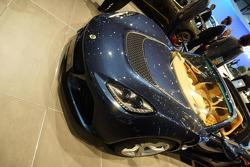Lotus Exige S Roadster live in Geneva 06.3.2012