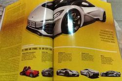 McLaren P12 renderings from CAR magazine, 900, 07.03.2012
