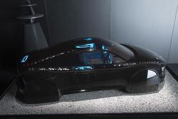 Audi OLED design model at CES 09.1.2013
