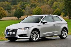 2013 Audi A3 with 1.2 TFSI engine (UK-spec)