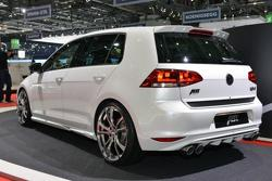 Volkswagen Golf VII by ABT at 2013 Geneva Motor Show
