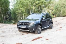 2014 Dacia Duster facelift 09.09.2013