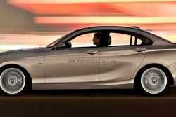 BMW 2-Series GranCoupe render 28.10.2013