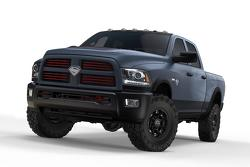 Superman-themed Ram Power Wagon