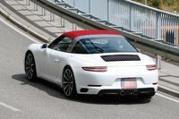 2016 Porsche 911 Targa & Turbo S spied