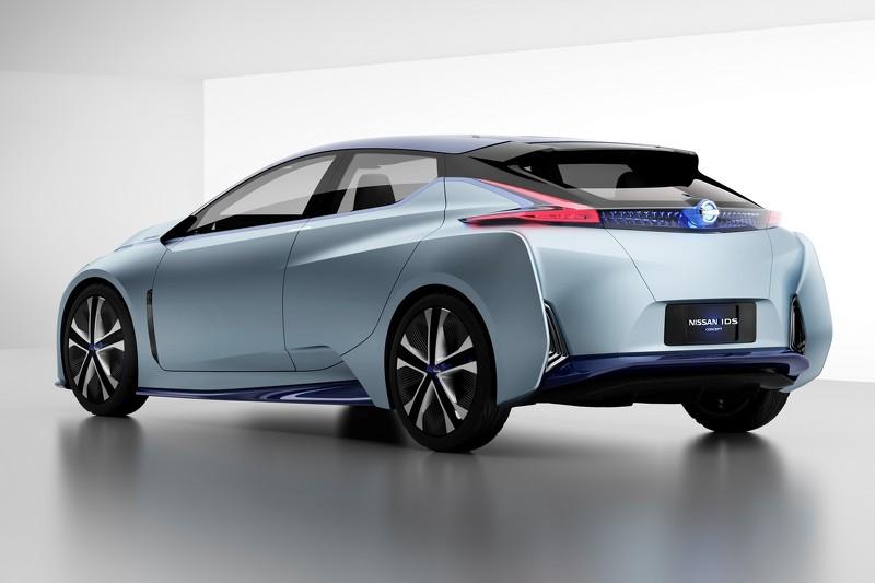 Un avant-goût de la future LEAF ? Nissan-ids-concept