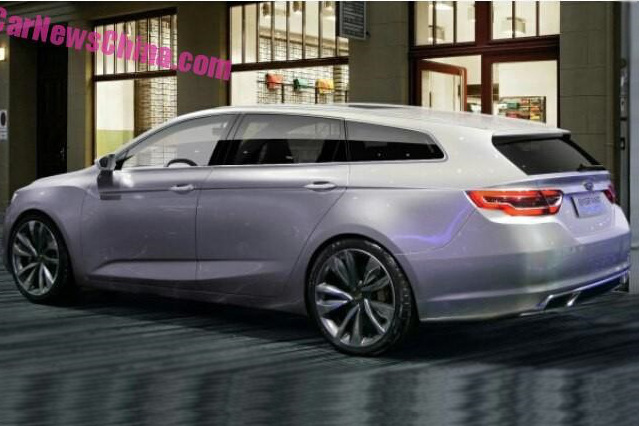 Wcf Geely Concept Spy Photo Geely Concept Spy Photo ForzaMotorsport.fr