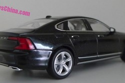 Volvo S90 Onyx Black scale model
